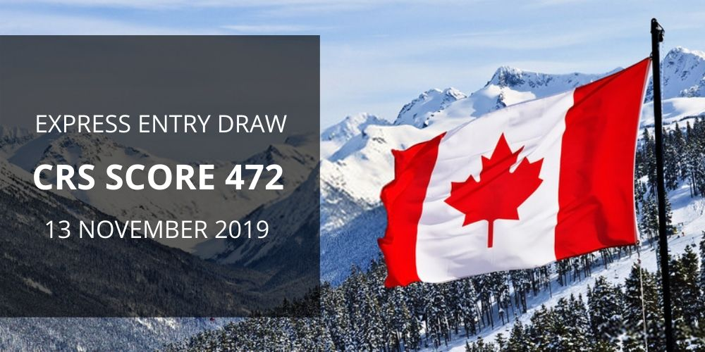 Latest Express Draw Invited 3,600 Express Entry Candidates for Canada PR Visa