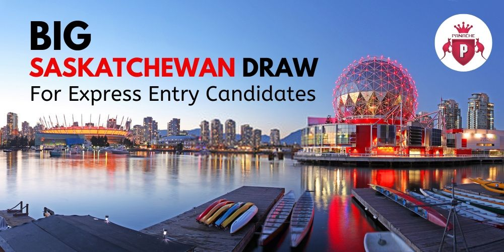 Big Saskatchewan Draw sees 858 Express Entry and Occupation In-Demand Candidates Invited