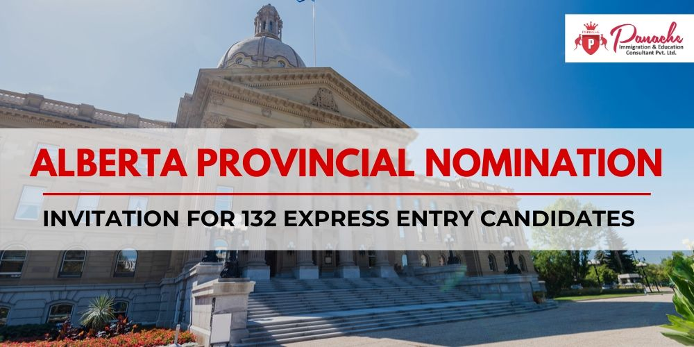 132 Express Entry Candidates with CRS Score Above 400 Invited for Alberta Provincial Nomination