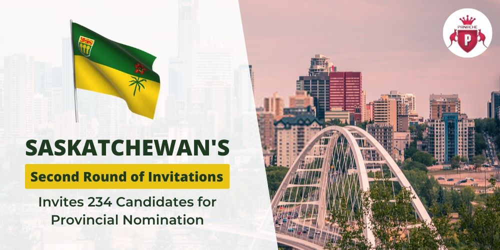 Saskatchewan's Second Round of Invitations Invites 234 Candidates for Provincial Nomination