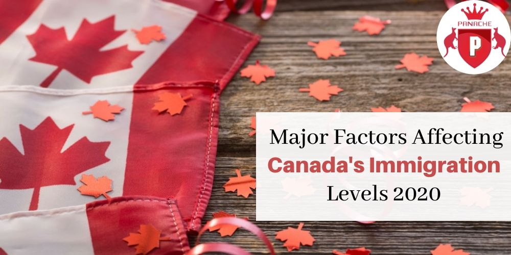 What Are the Major Factors Affecting Canada's Immigration Levels in 2020?